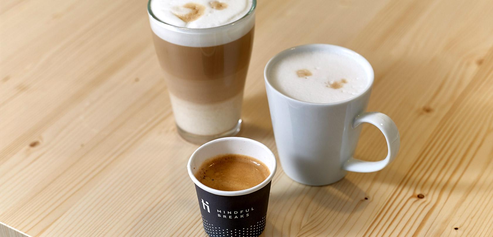 Kaffeemaschine mieten