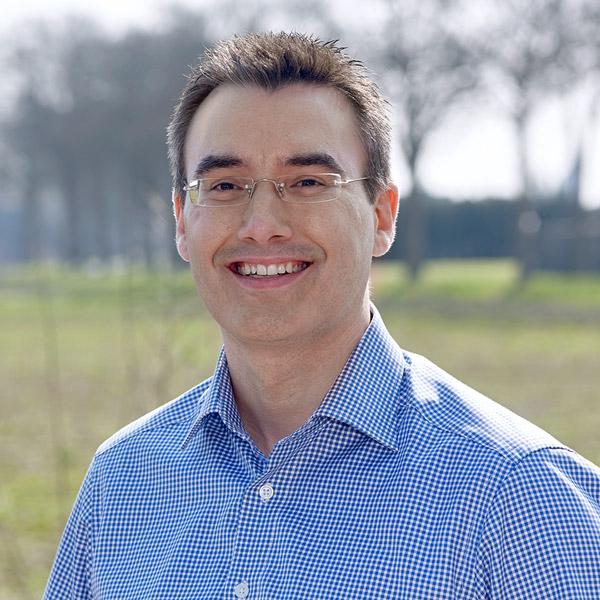 Sam Johnson Areti Gründer Geschäftsführer