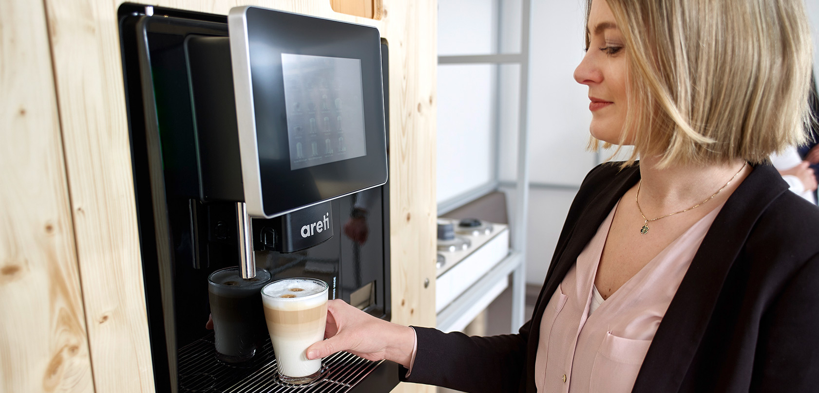 Kaffeemaschinen Büro